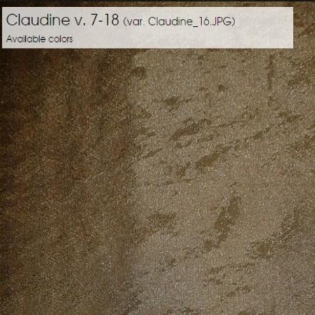 Claudine v. 7-18