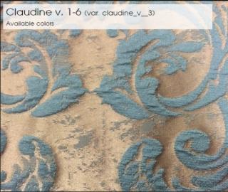Claudine v. 1-6