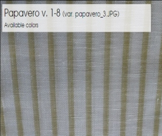 Papavero v. 1-8