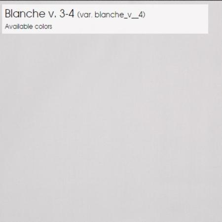 Blanche v. 3-4