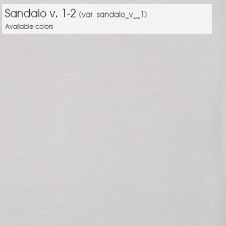 Sandalo v. 1-2